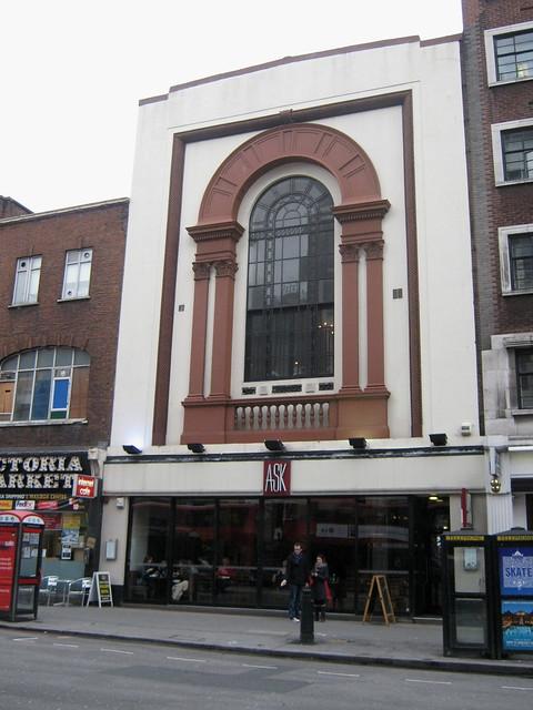 London Lost Music Venues: Rock Music 18 - The Venue, Victoria
