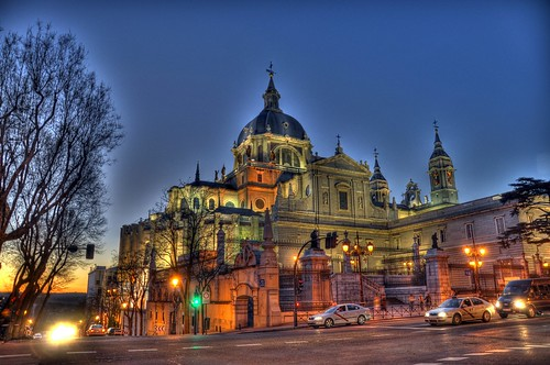 Almudena Cathedral | by rmlowe