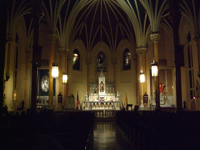 Old St. Mary Catholic Church, Washington, DC