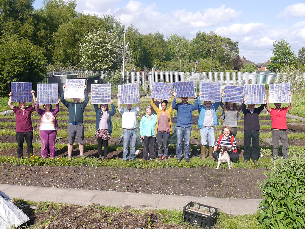 Moss Community Energy Launch | DIY Solar Panel Workshop with