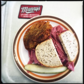 Corned Beef from Manny's Deli | by swanksalot