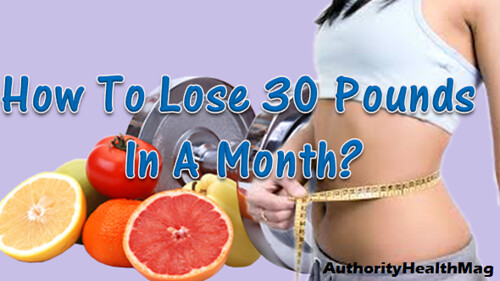 Lose 30 pounds in 30 days | by mohammadnelson