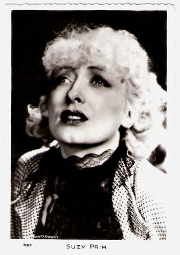 Suzy Prim in Les bas-fonds (1936)