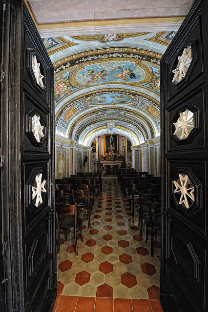Kirche im Präsidentenpalast