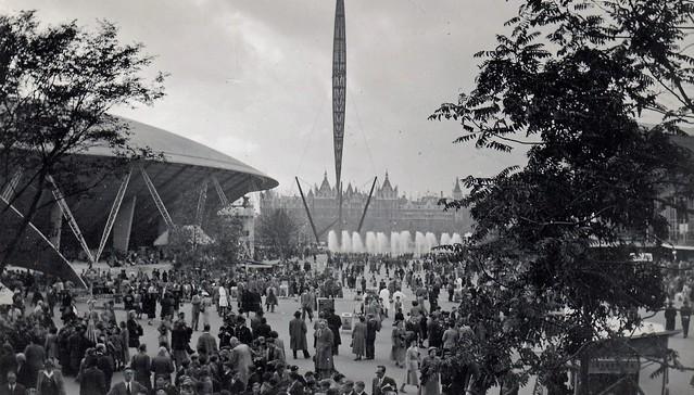 Festival of Britain, London. 1951.