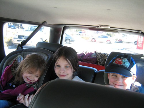Kids in the back seat | by oddharmonic
