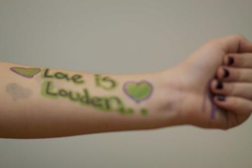 Love is Louder at SE 012
