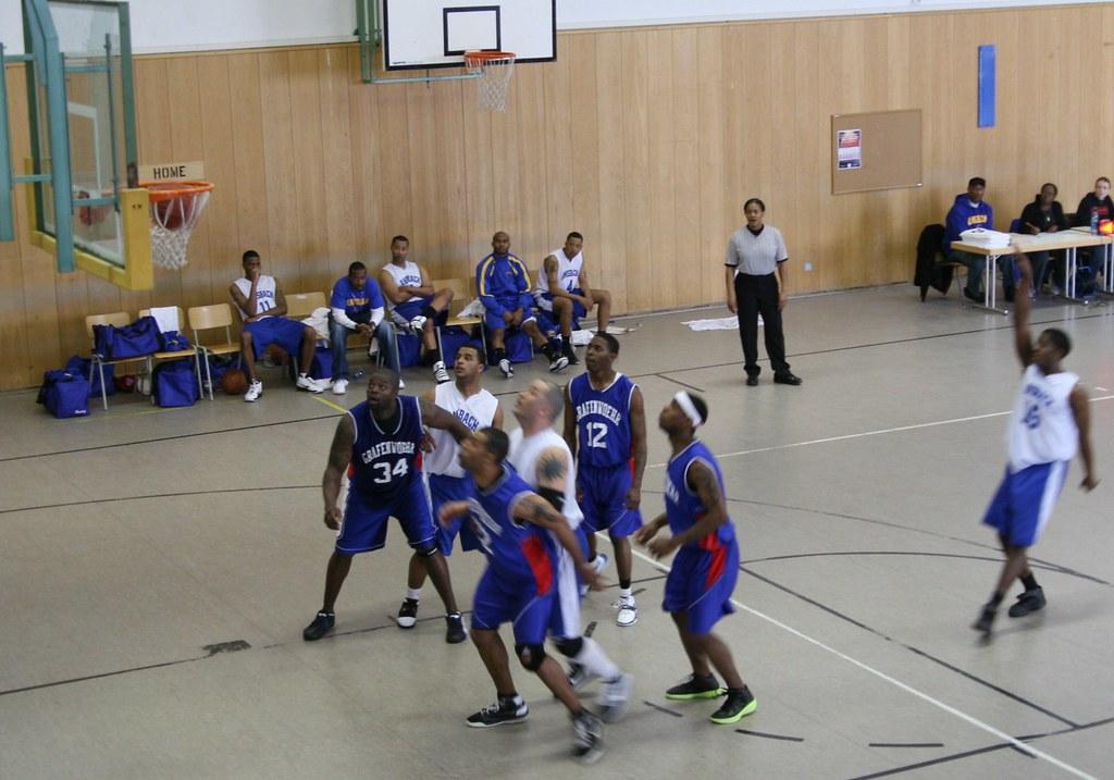 Ansbach Basketball