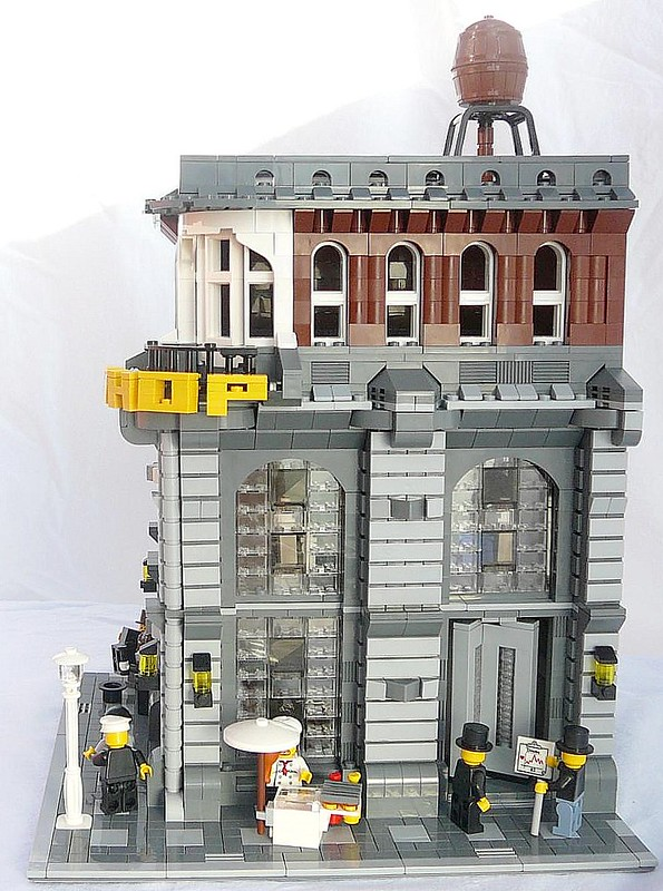 Lego Department Store