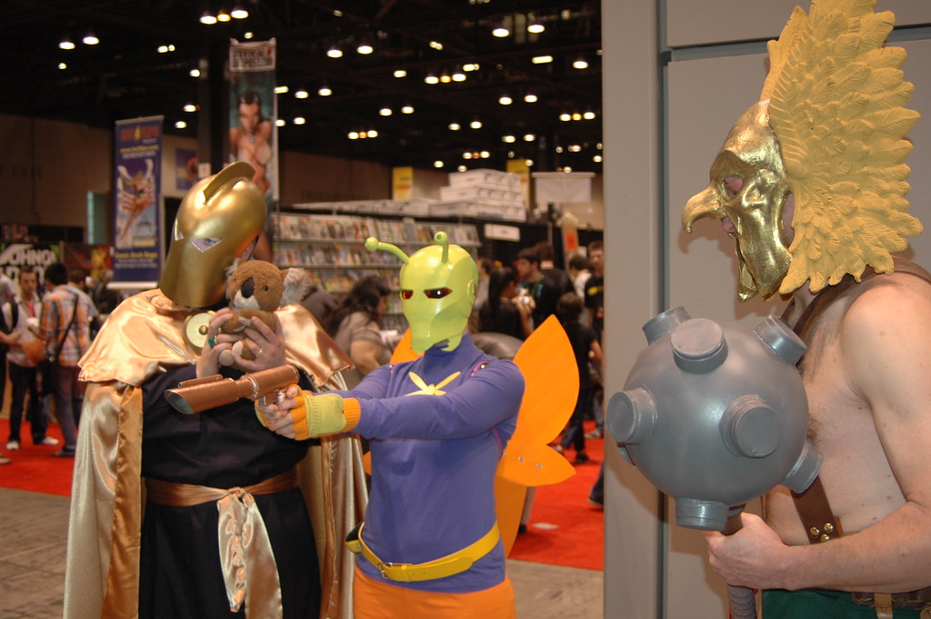Justice Society of America | God Bless 'em. Dr Fate and his … | Flickr