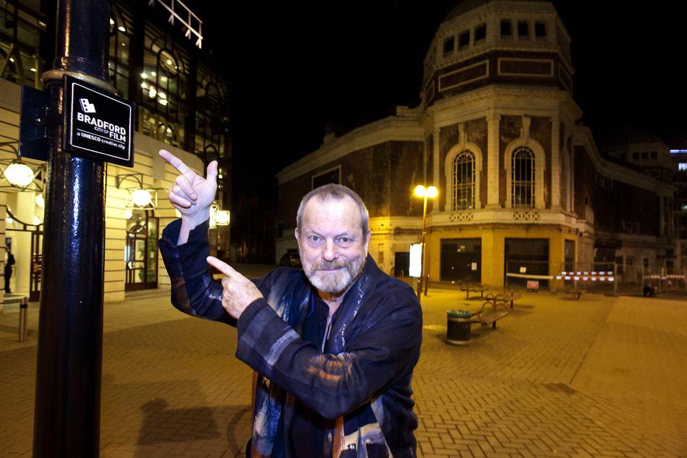 BIFF 2011 Day 3 - Terry Gilliam in Bradford, City of Film
