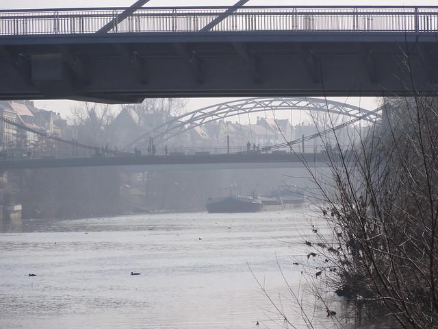 Bamberger Drei-Brücken-Blick