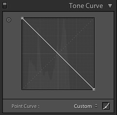 Tone Curve After Inversion