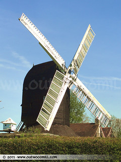 Outwood Mill | Outwood Post Mill | Windmill | External View 01 | by Outwood Windmill