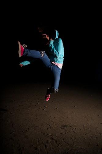 Dayzsha Kick   by JonoMueller
