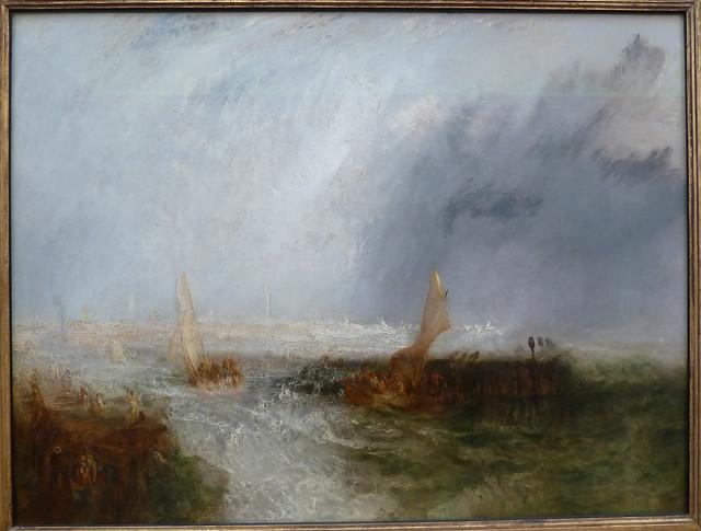 JMW Turner - Ostende(1844)