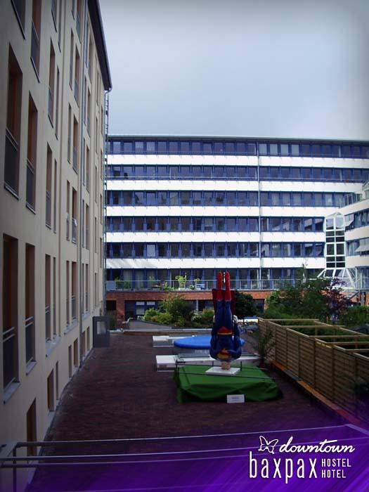 Baxpax downtown hostel hotel berlin superman 39 s bad day - Baxpax downtown hostel berlin ...