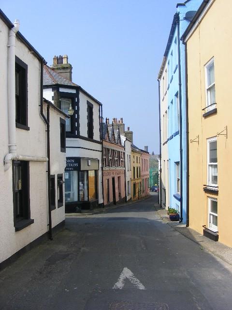 Castle Street Peel