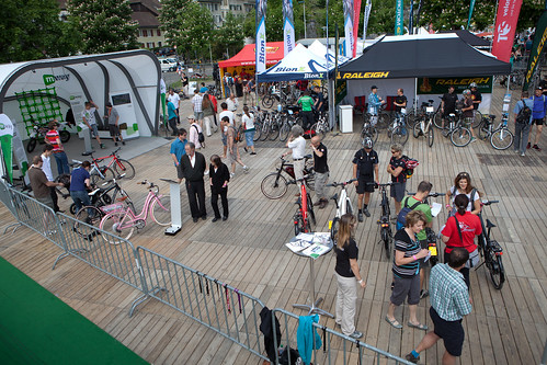 Messe Chantierwiese | by Bike Days Schweiz