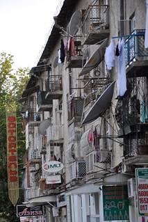 Heteroclite Balconies of Dushanbe   by Le*Gluon