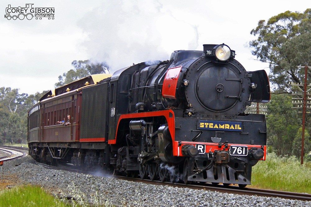R761 at Mangalore by Corey Gibson