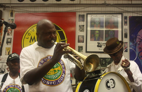 Treme Brass Band (2011) 17 - Kenny Terry