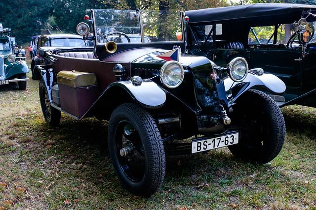 1927 Tatra 12 convertible