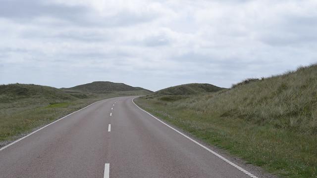 Dunes in Danmark.