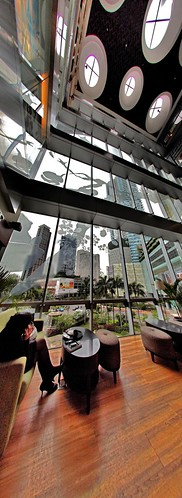 Indonesia - Java - Jakarta - Jl MH. Thamrin - Grand Indonesia Shopping Town - Coffee with View | by Stewart Leiwakabessy