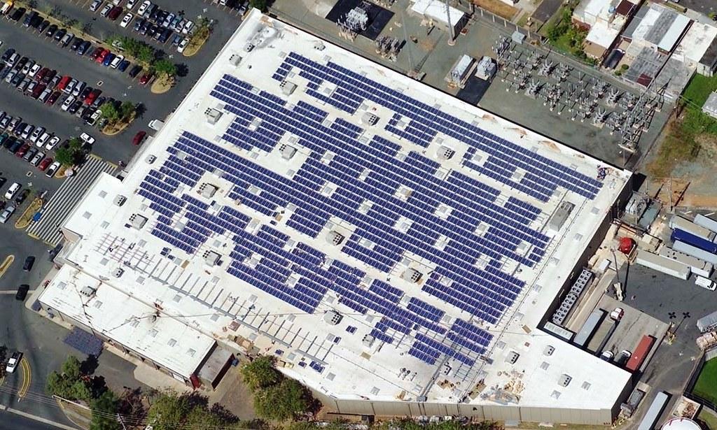 Solar Panles On Baymon Puerto Rico Sam S Club The Sam S