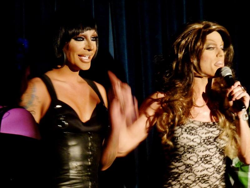 RuPaul's Drag Race event - Micky's - April 4, 2011