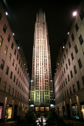 New York City, Manhattan, Rockefeller Center, GE Building (RCA Building) | by (vincent desjardins)