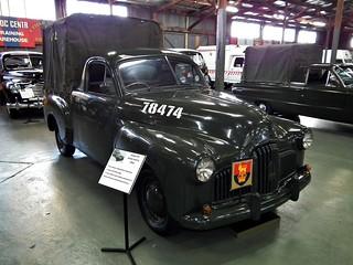1953 Holden 50-2106 (FX) utility