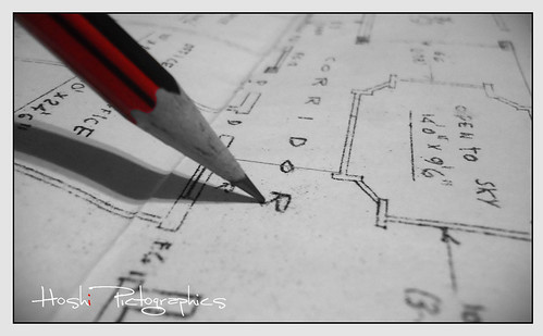 Pencil with a Plan... | by hoshi7