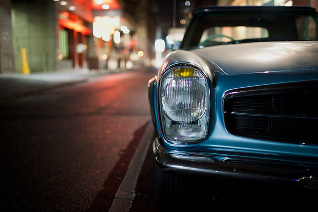 Mercedes SL 1965