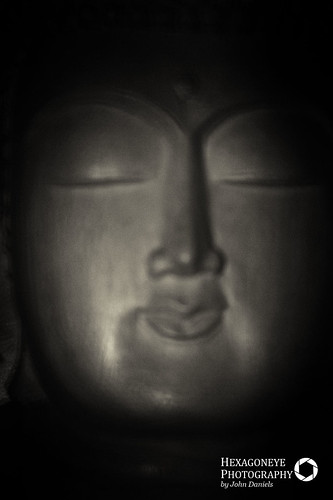 134/365 Holga Buddah | by Hexagoneye Photography