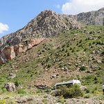 Near Sokulu spring, Demirkazık