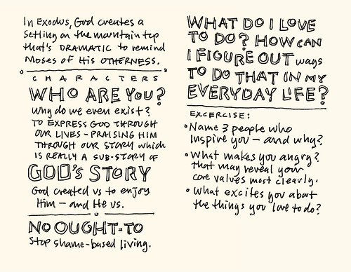 Storyline Conference 2011 Sketchnotes: 17-18 | by Mike Rohde