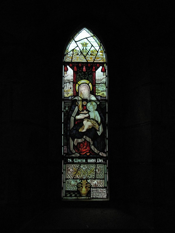 Ardbrecknish St James Edward Bethell Codrington Window adj IMG_8304