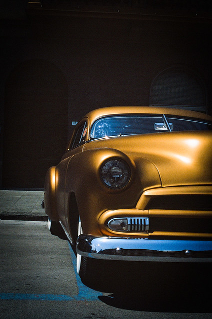 golden chevy