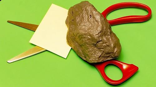 Rock Paper Scissors | by Mark Turnauckas