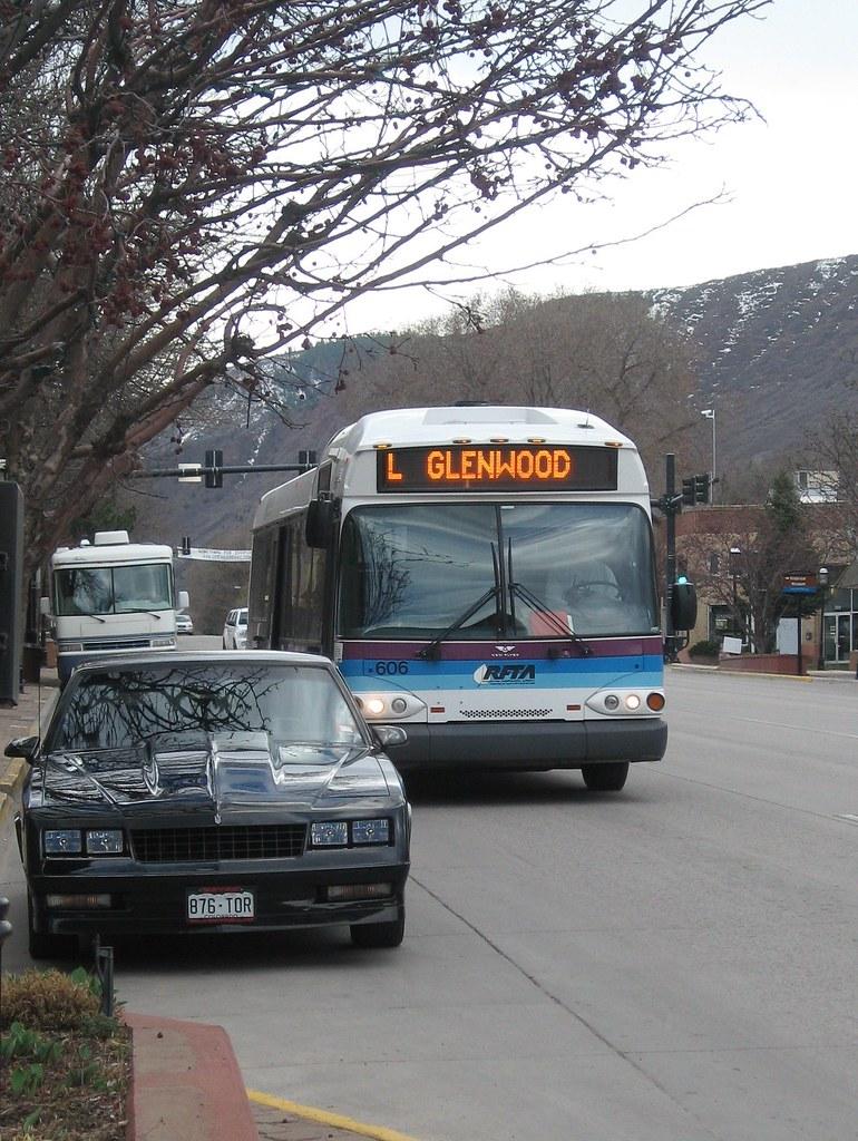 Glenwood Springs Transit