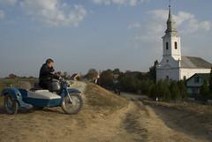 2009. szeptember 24. 8:09 - Motorral a templomba - Morgen