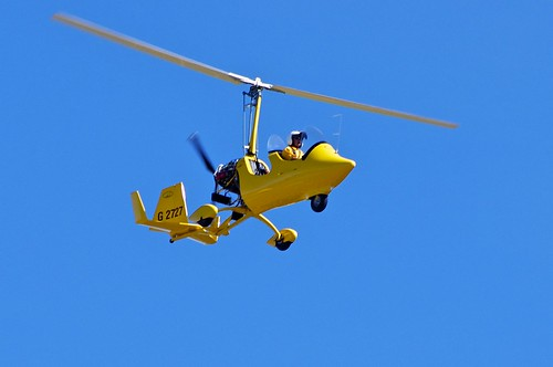 ELA gyrocopter - Natfly 2011 Temora NSW | by outback traveller