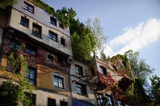 Hundertwasserhaus | by Naroh