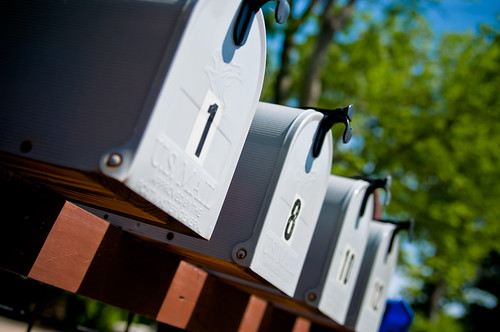 Mailboxes | by jronaldlee