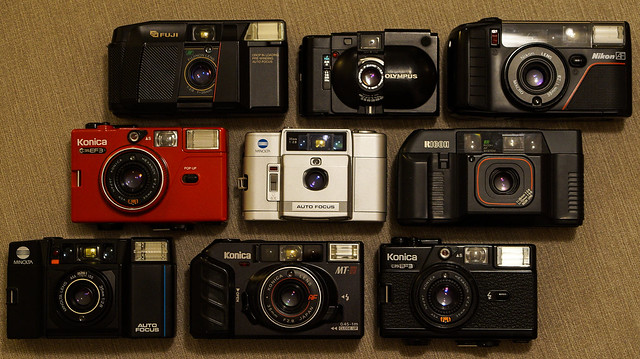 Battle of the 80s f/2.8s... (Part III)