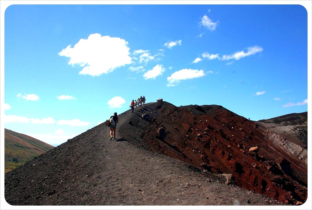 Cerro Negro Crater hike