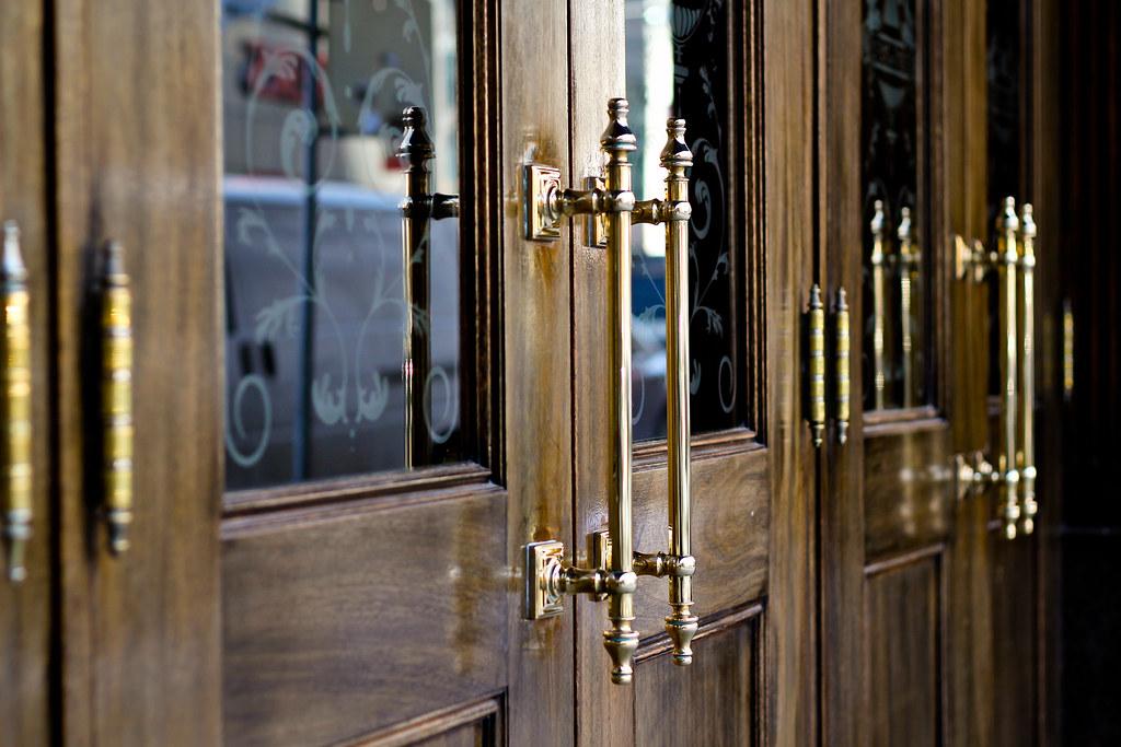 Fancy Door Handles [81/365] | A Quick Little Shot Of Some Ve ...