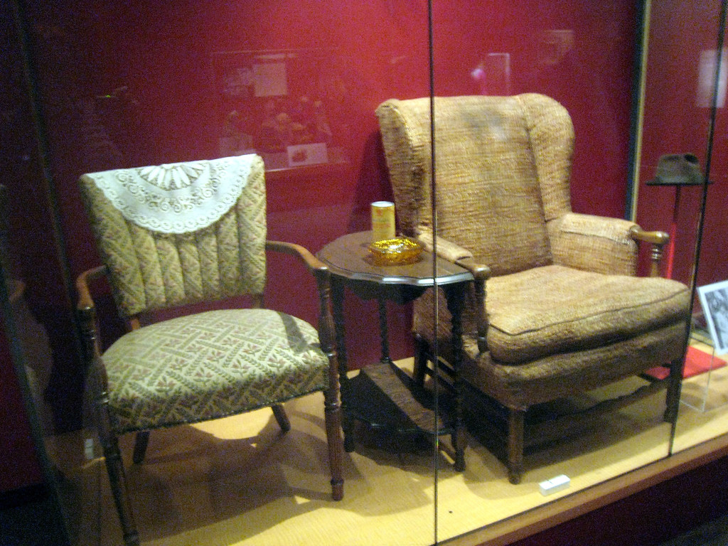 Archie Bunker S Chair Smithsonian National Museum Of Ame